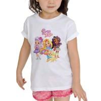 Kaos Baju anak Custom Sunny day