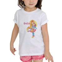 Kaos Baju anak Custom Sunny day sd02