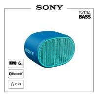 SONY SRS-XB01 Blue Extra Bass Portable Bluetooth Speaker / SRS XB01