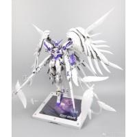 FreeOngkir Sicepat Gundam Wing Zero Custom Supernova MG WZC Snow 1/100