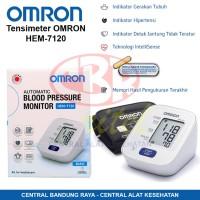 OMRON Digital Tensimeter HEM-7120 - Alat Ukur Tekanan Darah