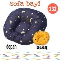 Bantal sofa bayi /dudukan bayi / Sofa bayi NEWBORN Lounger 4
