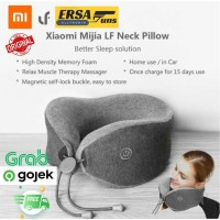 Xiaomi Mijia LF Pillow Neck Massager Bantal Leher Travel