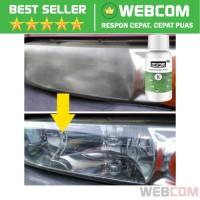 Cairan Lampu Mobil Lens Restoration Headlight Brightener 50ml - HGKJ-8