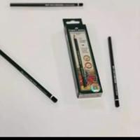 pensil 2b faber castle 1 pack