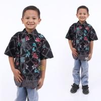 baju anak laki laki baju anak cowok baju anak batik