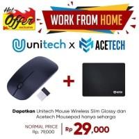 Unique 2.4Ghz Multicolor USB Mini Ultra-thin Wireless Mouse Slim M2