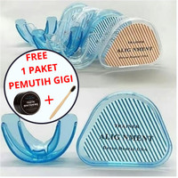 Premium Retainer Teeth Trainer Allignment Behel Gigi Original Import