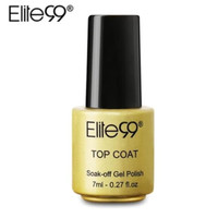 ELITE99 TOP COAT NO WIpe Elite 99 BASE COAT elite top coat gel polish