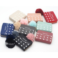DOMPET WANITA DD27+POM2 KOREAN FASHION TRENDY FASHION WALLET REAL PIC