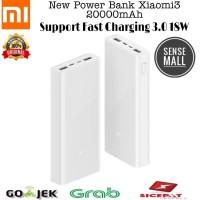 PB POWER BANK XIAOMI 2C 20000MAH FAST CHARGING ORIGINAL