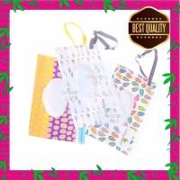 Penutup Tissue Basah Motif Artistik/ Kotak Penyimpanan Tissue Bayi