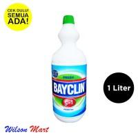 BAYCLIN PEMUTIH PAKAIAN 5 IN 1 FRESH 1000 ML 1 LITER BOTOL
