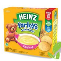 Heinz Farley's Biskuit Bayi Heinz Farley Biskuit Farleys Snack Bayi - ORIGINAL