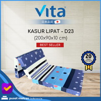 KASUR LIPAT VITA - 200x90x10cm - PRODUCT OF JAPAN