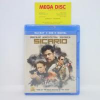 Blu-ray Sicario Action Thriller Movie Film BR+DVD+Digital