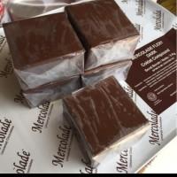 Cokelat Blok Compound Mercolade repack +- 250Gram