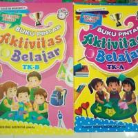 buku anak aktivitas belajar tk/paud terlaris
