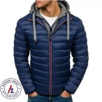 jaket pria winter jaket motor tahan angin jaket musim dingin