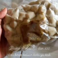 Bakso Ikan + Bumbu isi 50/100