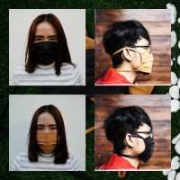 20pcs Masker Kain / Masker Hijab / Masker Oxprod / Masker Corona