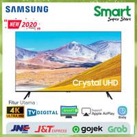 SAMSUNG   UA43TU8000KXXD   CRYSTAL UHD 4K SMART TV [43 Inch]