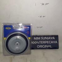 DCS Klakson Mobil Truk / Container Model Disc Engkel Single 24 Volt