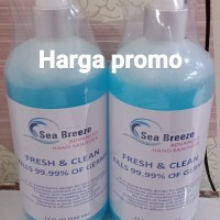 HANYA MELAYANI GOSEND DAN GRAB Hand sanitizer sea breeze