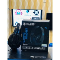 Headset Gaming Sades TPower
