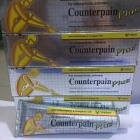 Counterpain plus Thailand 50gr