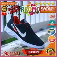 SEPATU NIKE ZOOM RUNNING NEW / Sepatu Terbaru Pria/ Sepatu Running