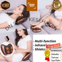 Alat Terapi - Alat Pijat Leher - Bantal Pijat Portable - 100% Original