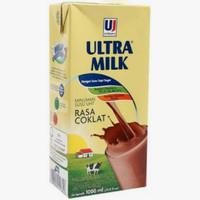 SUSU ULTRA COKLAT 1 LTR