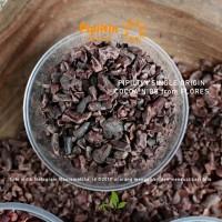 Pipiltin Cocoa NIBS 100g origin BALI TABANAN Biji Coklat Cacao Nibs