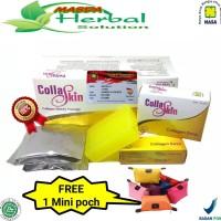 CollaSkin Collagen Skin Care Original NASA Herbal mencerahkan kulit
