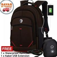 TAS POLO PL 184422 Tas Import Backpack USB