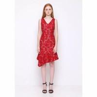 Celestia lace dress chocochips