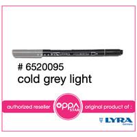 Lyra Aqua Brush Duo Pen Cold Grey Light # 6520095