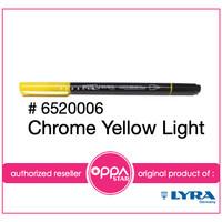 Lyra Aqua Brush Duo Pen Chrome Yellow Light # 6520006