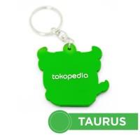 BARANG BAGUS GANTUNGAN KUNCI TOKOPEDIA - TAURUS TOP