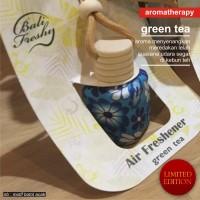 parfum mobil aromatherapy green tea aroma soft kalem