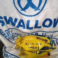 HOT SALE Ban Dalam Sepeda Swallow ukuran 26 x 175 / 2125, American