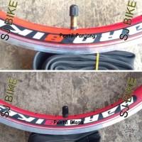 HOT SALE Ban Dalam Sepeda 20 x 1.75/2.125 Swallow Pentil Panjang