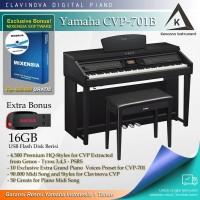 Yamaha Clavinova CVP-701 B/ CVP 701B / CVP701 /CVP701B - Digital Piano