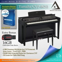 Yamaha Clavinova CVP 805B / CVP-805 / CVP805 B / CVP805B Digital Piano
