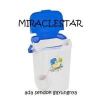 TERLENGKAP///// Aquarium Es Kelapa / Buah 30 Liter Toples Plastik