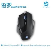 Unik HP Mouse Gaming G200 Berkualitas