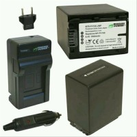 Paket Wasabi Power Battery 2-Pack 3900mAh Rechargeable and Travel