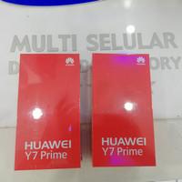 * Huawei Y7 Prime 332 Garansi Resmi Huawei