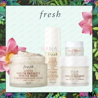 Fresh Lotus Youth Preserve - Eye Cream/ Face Cream/ Rescue Mask